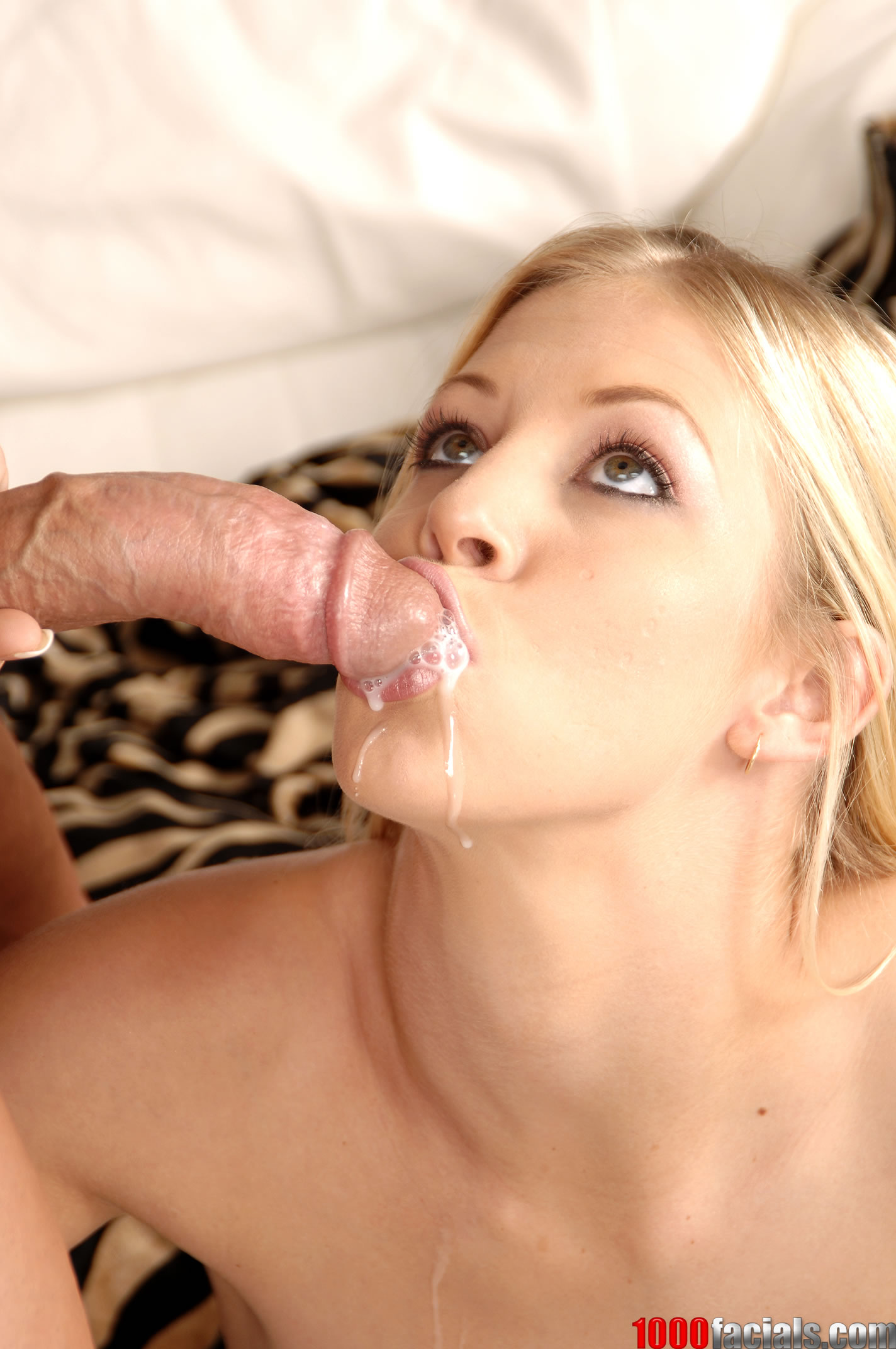 The Hot young porn girls with cum on tounge