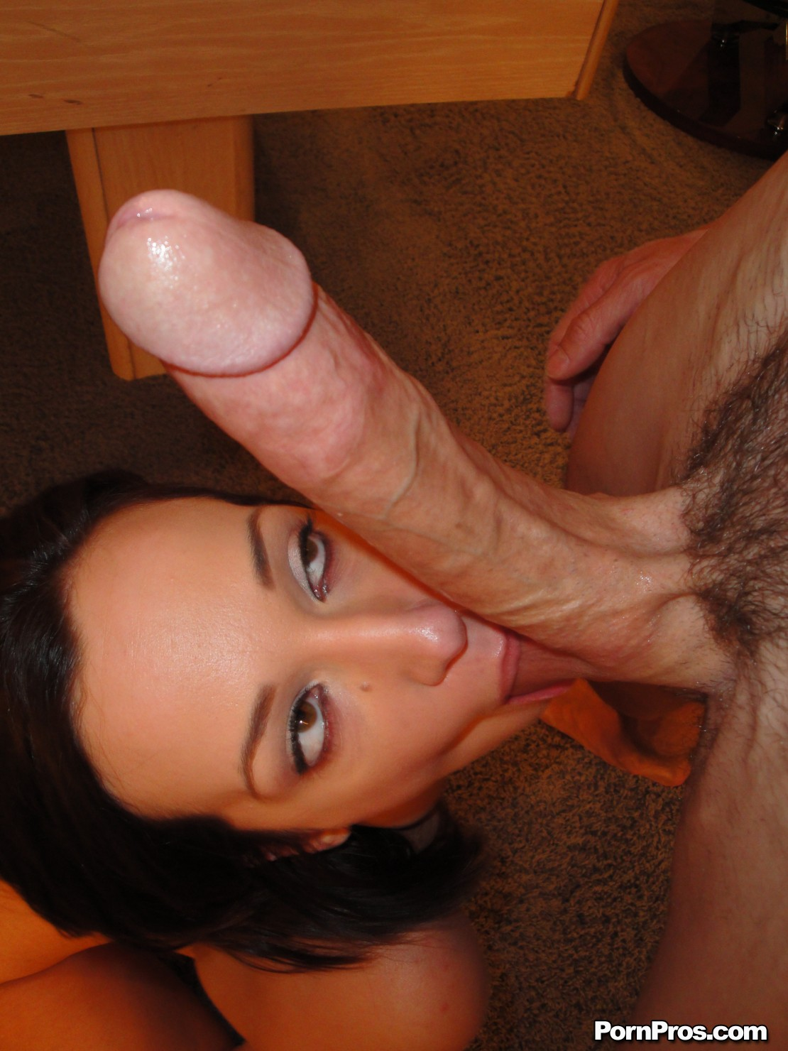 Fucked by huge cock