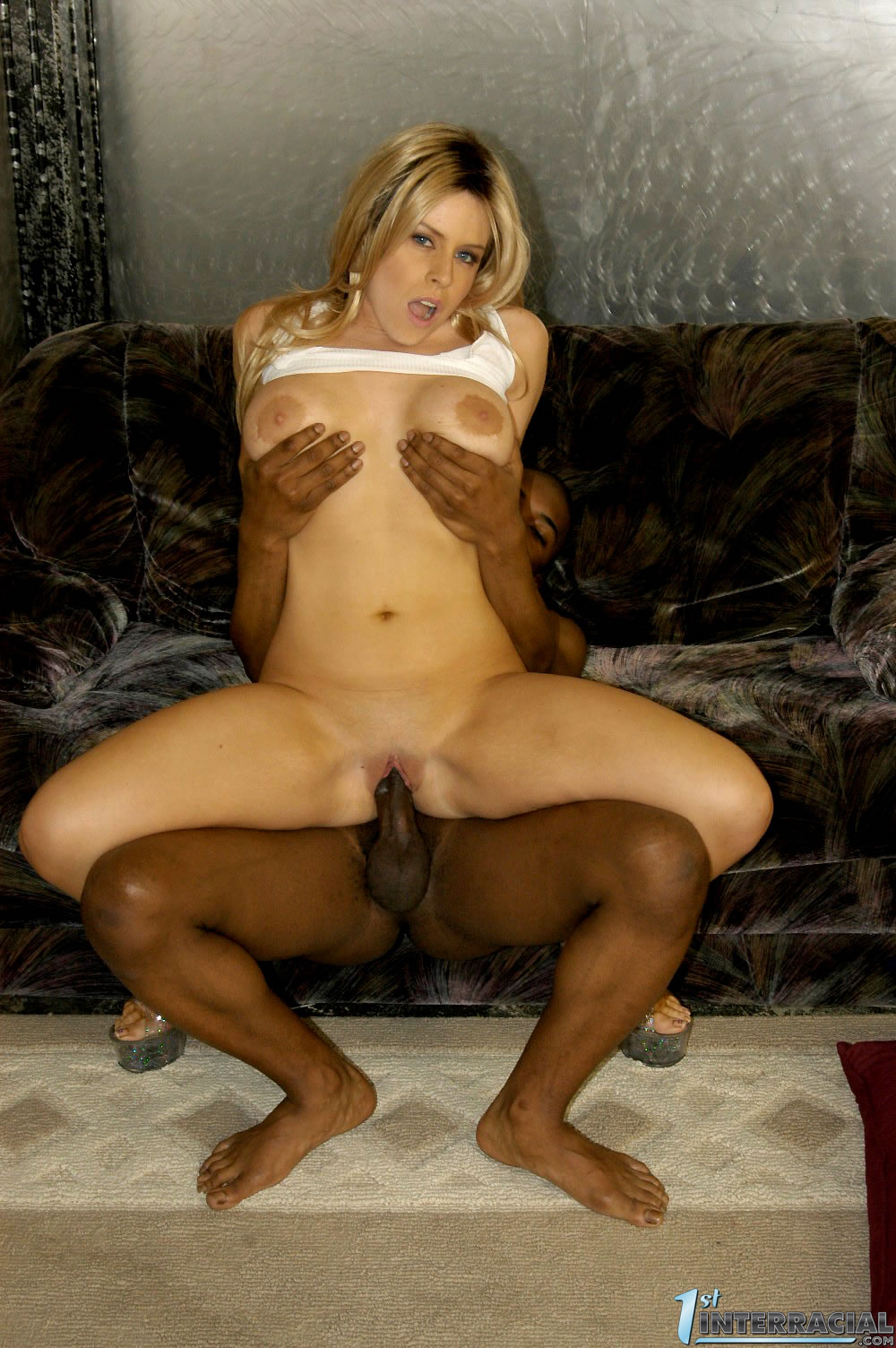 Fuck hot blonde stripper