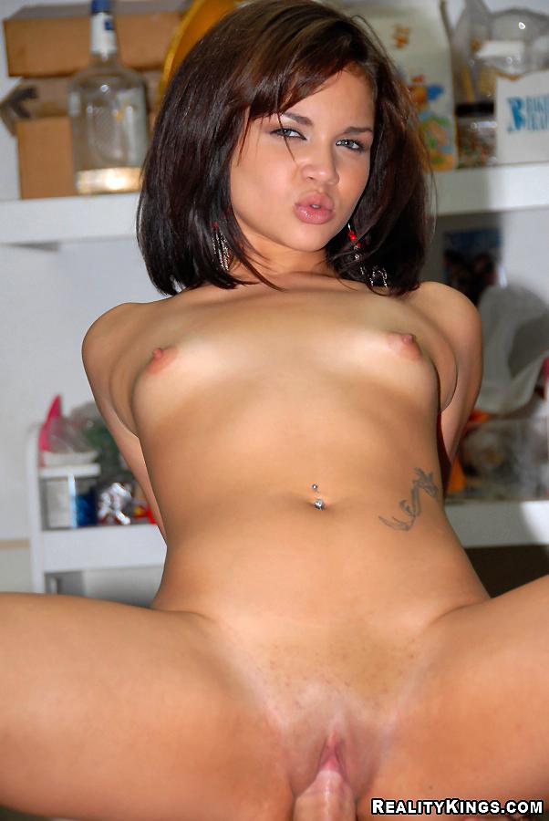 Latina hardcore fuck