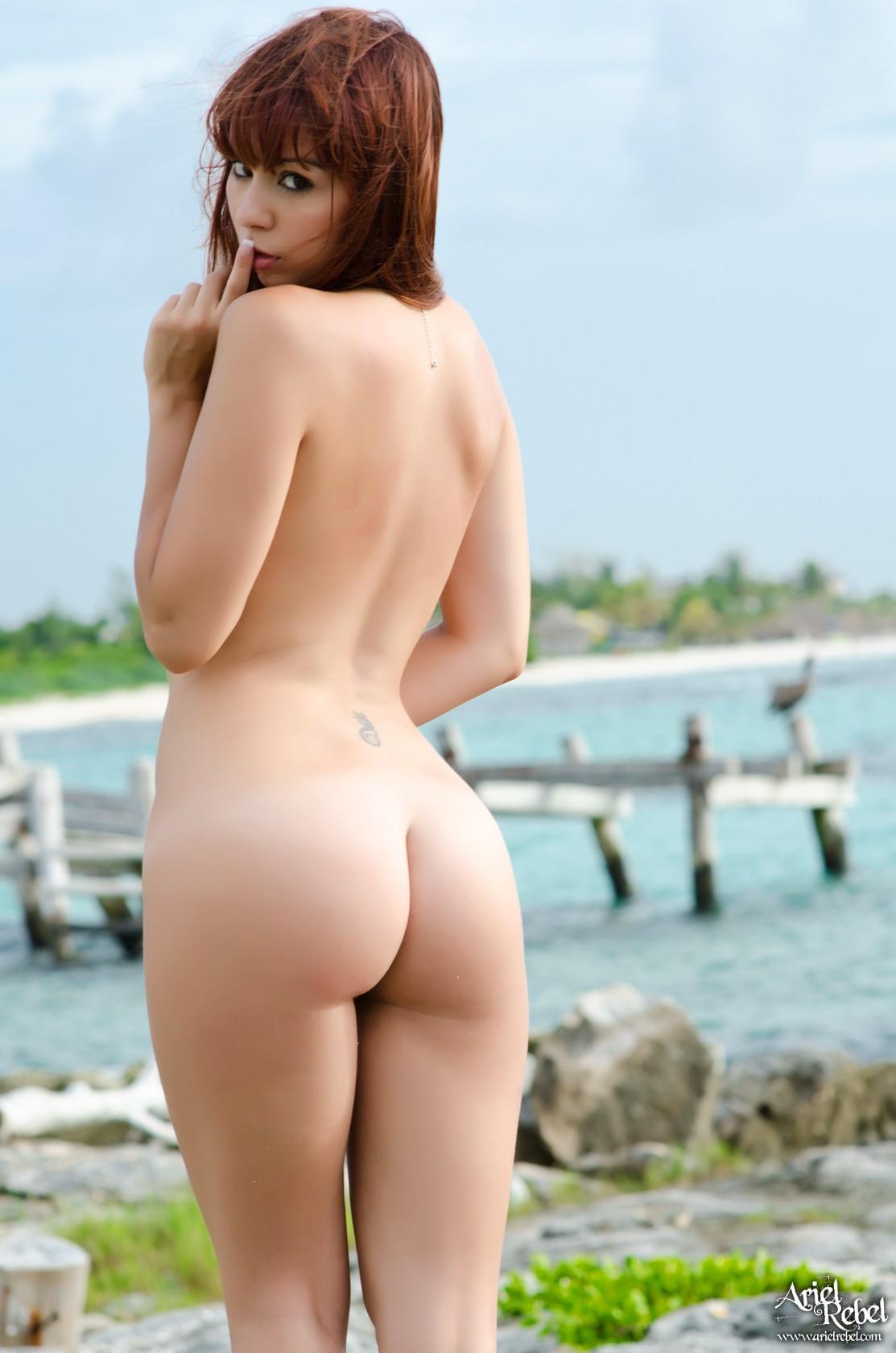 Ariel rebel beach for