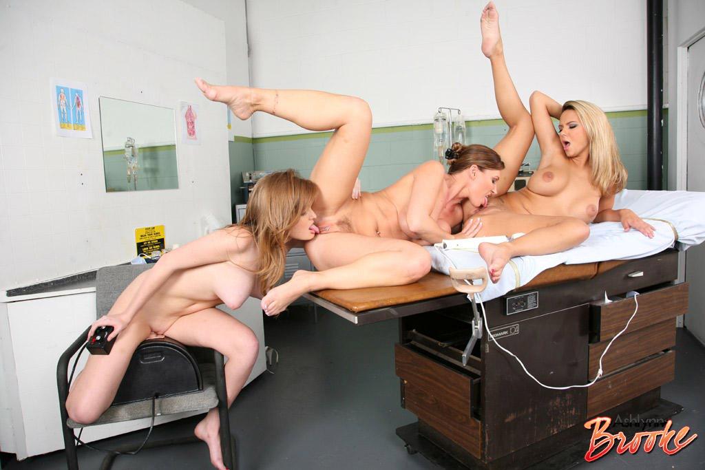 Male teacher strip