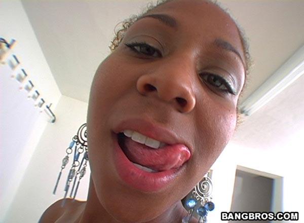 perky titties Ball honeys black
