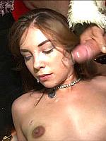 Nude black threesomes