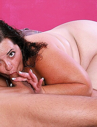 Big Fat Freaks Big brunette bbw fucked at AmateurIndexcom