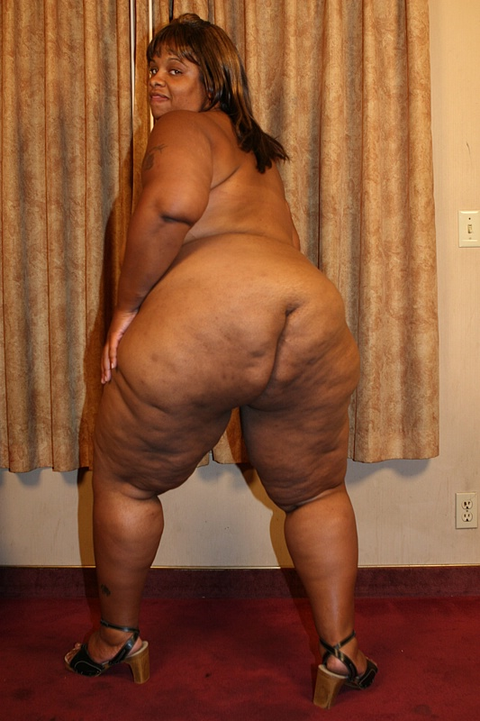 black fat picture porn woman