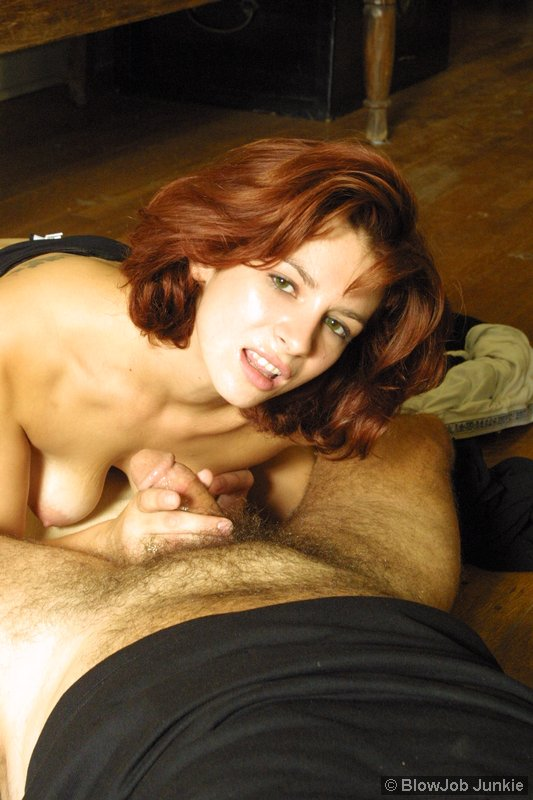 Redhead blowjob who is she finder nonsexist word