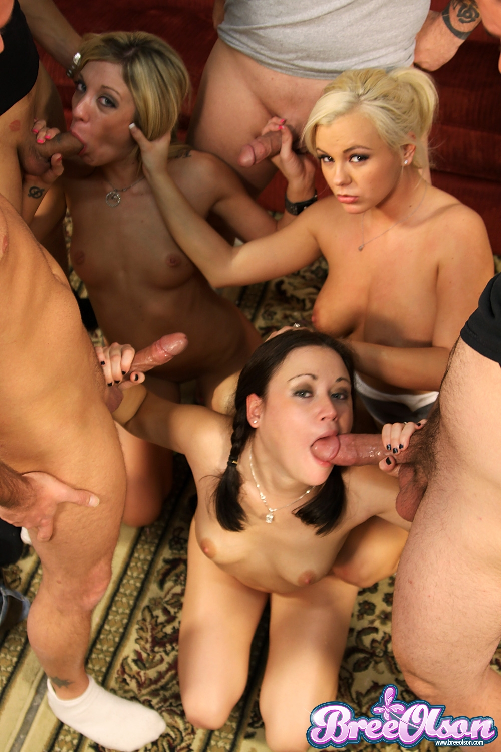 Slutload bisexual lovers