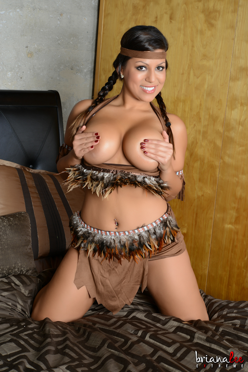 Busty indian fucks inside and outside 9