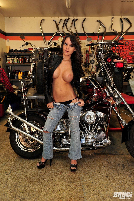 amateur biker pics