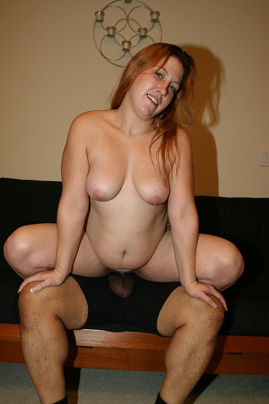 Fat girls riding dicks