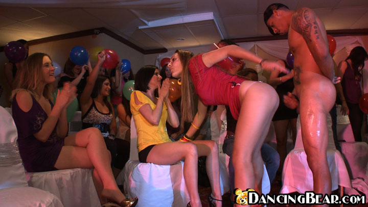 Porn dancing