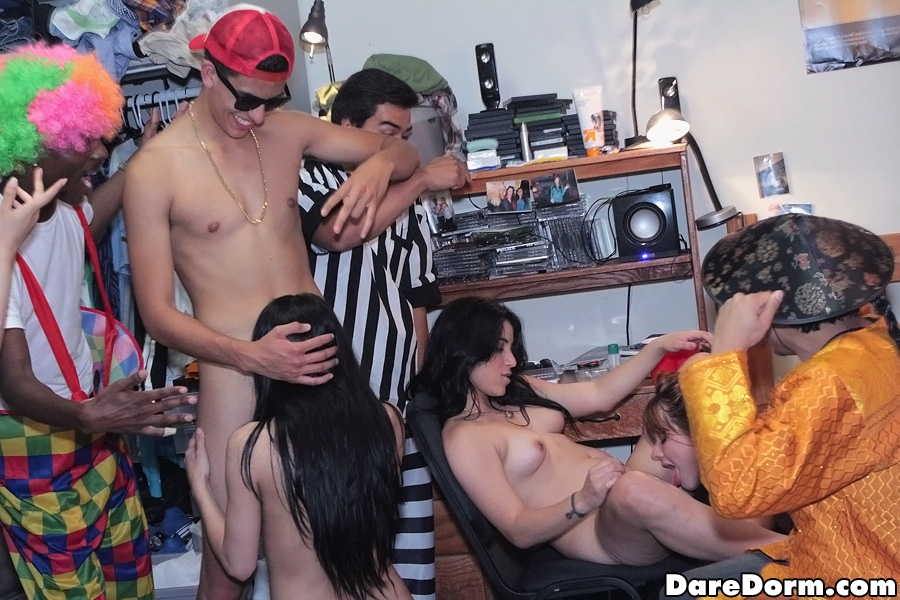 3d drawing family orgy