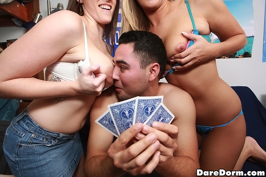 crazy night of poker