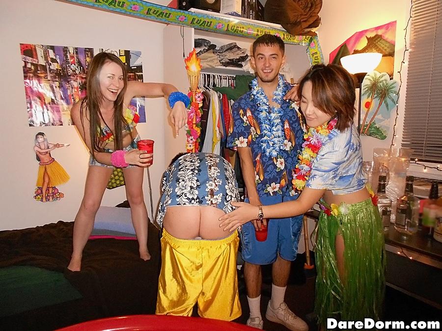 College sex parties hawaiian