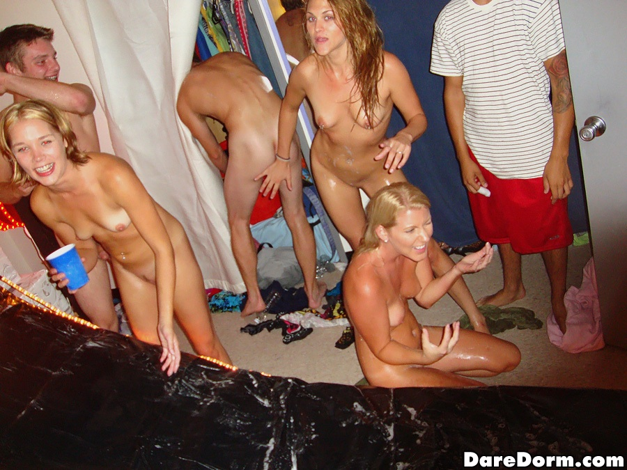 Dare dorm naked
