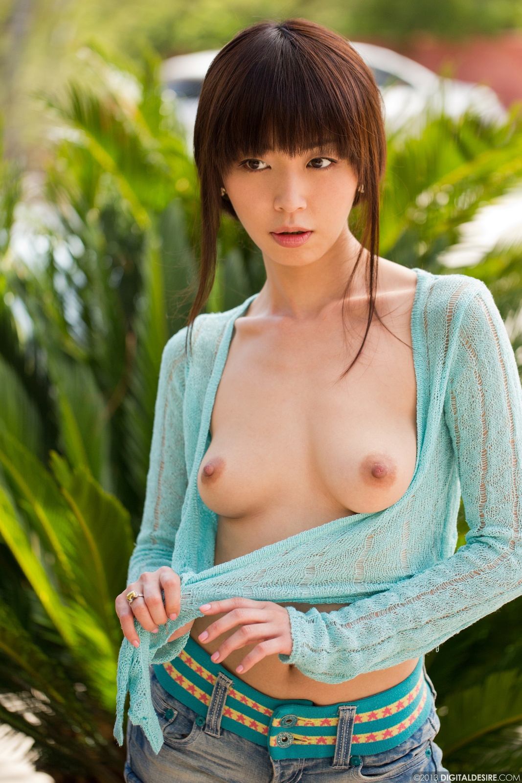 Asian Teen Titties