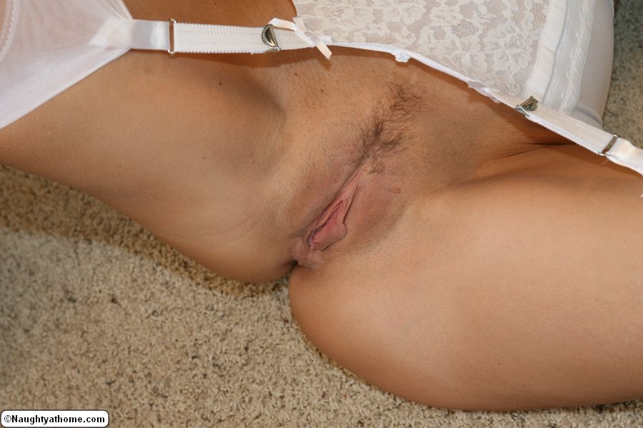 Remarkable, this Desirae spencer spreads pussy