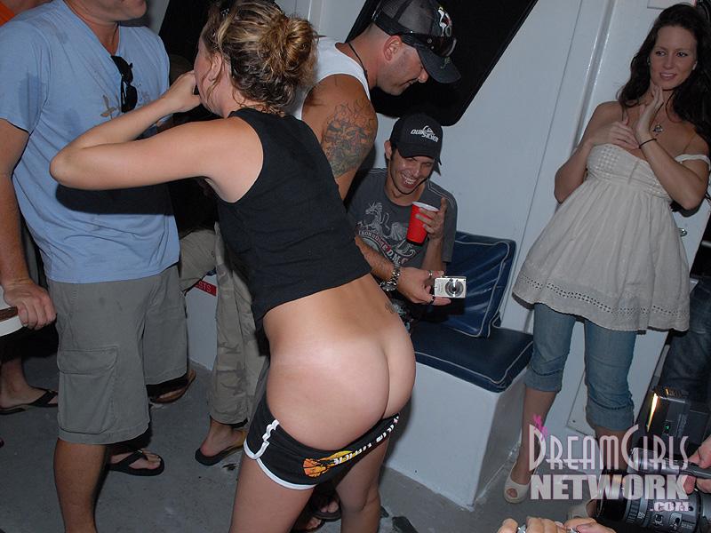 Wild boat parties nude — 15