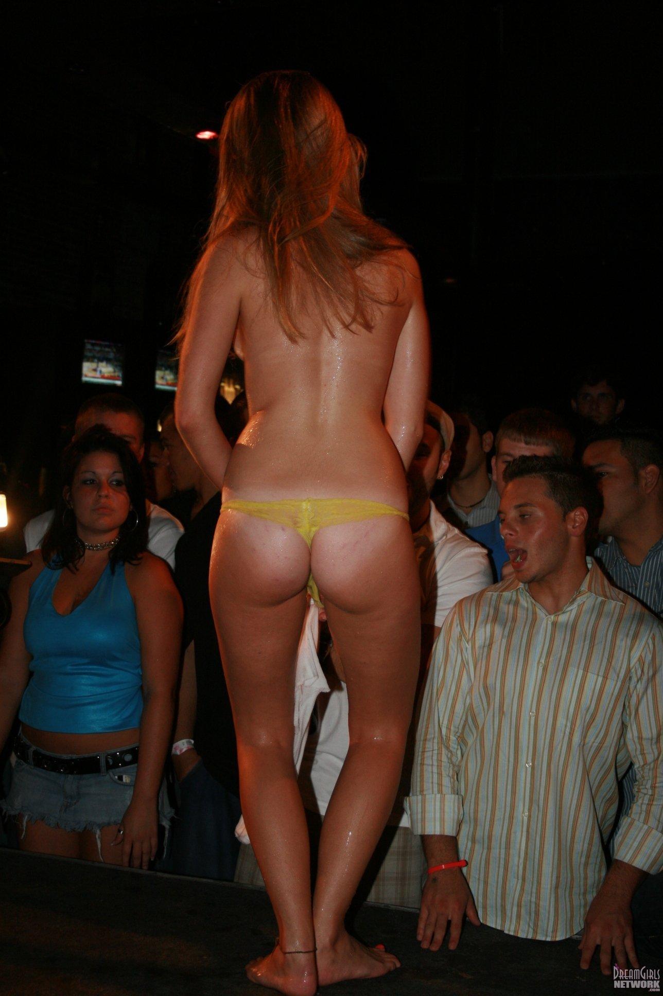 And wild strip contest slut load number