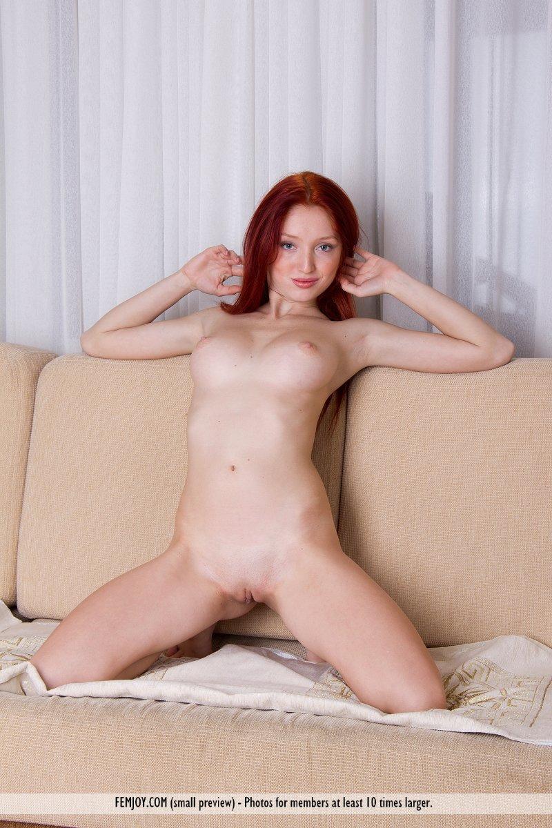 Red head horny