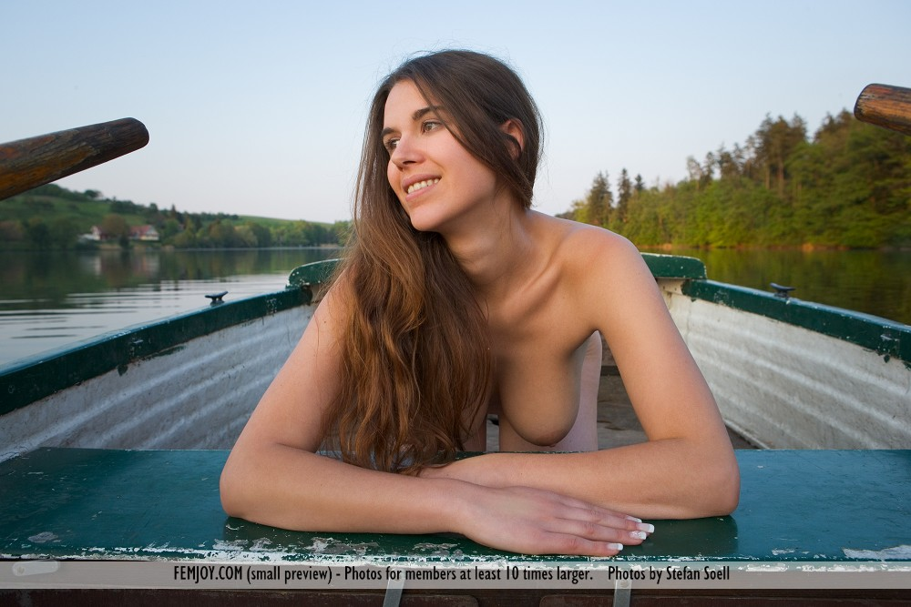 That Girl naked on boat ride congratulate
