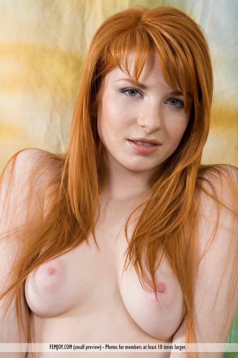 Redheads and nude your