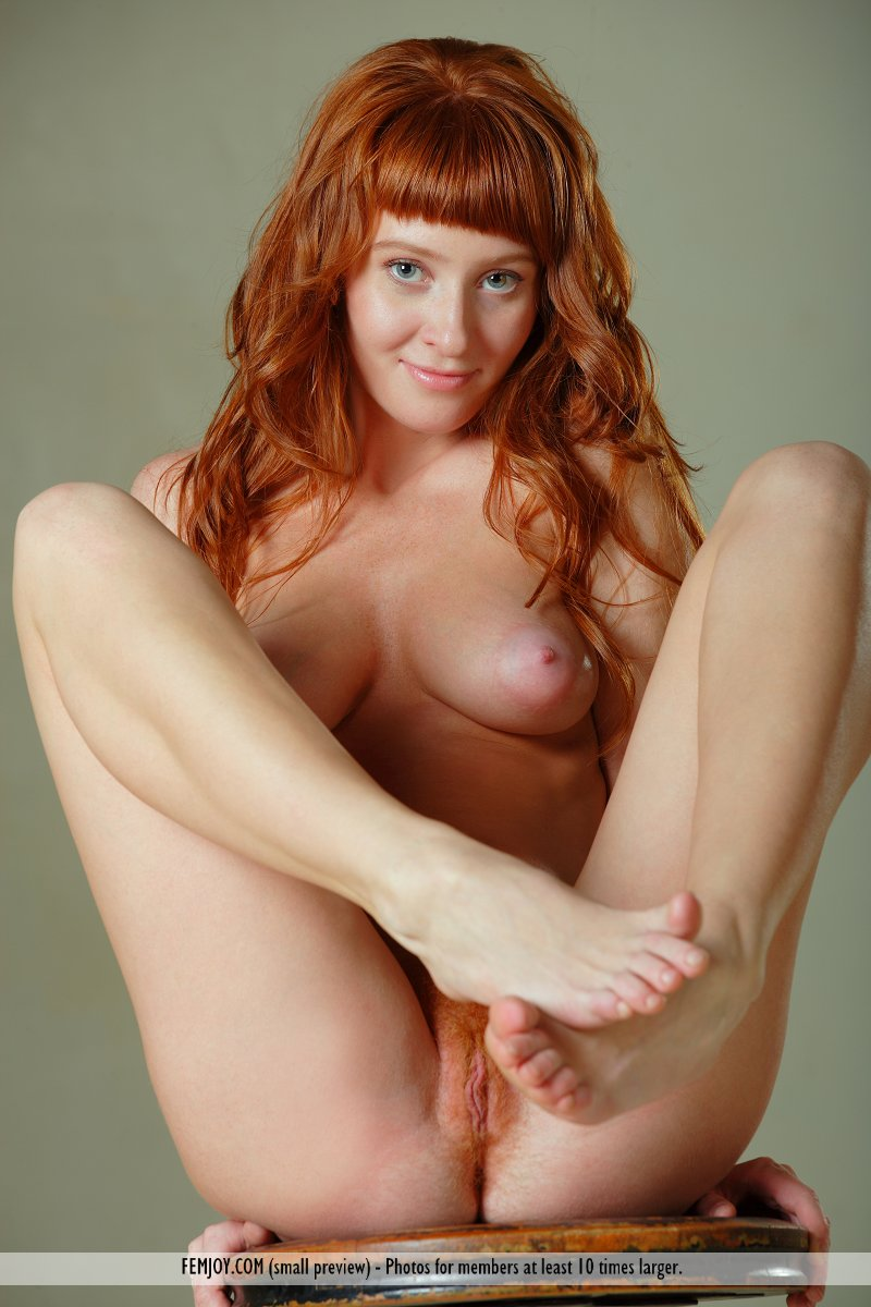 Free natural redhead videos