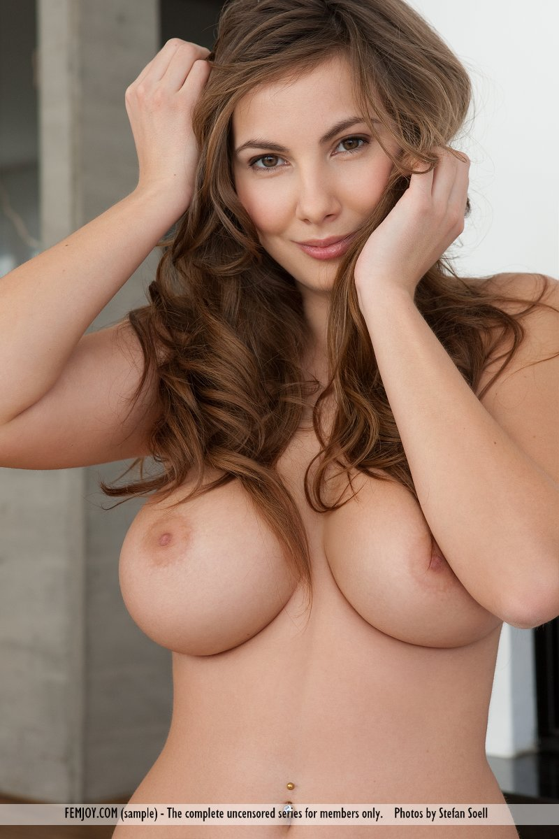 Nude girls with big breasts