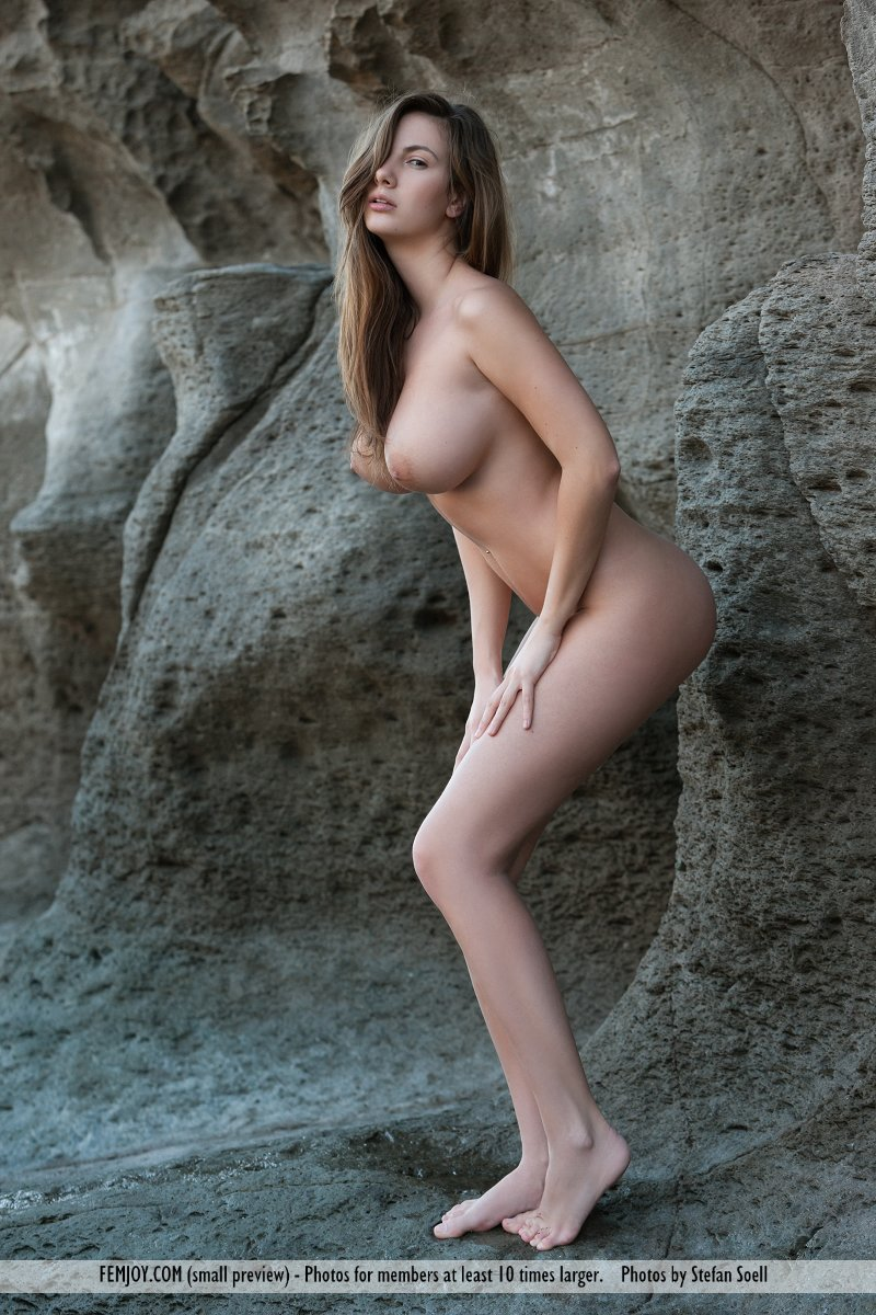 Cave Girl Nude Scenes - Naked Pics and Videos at Mr
