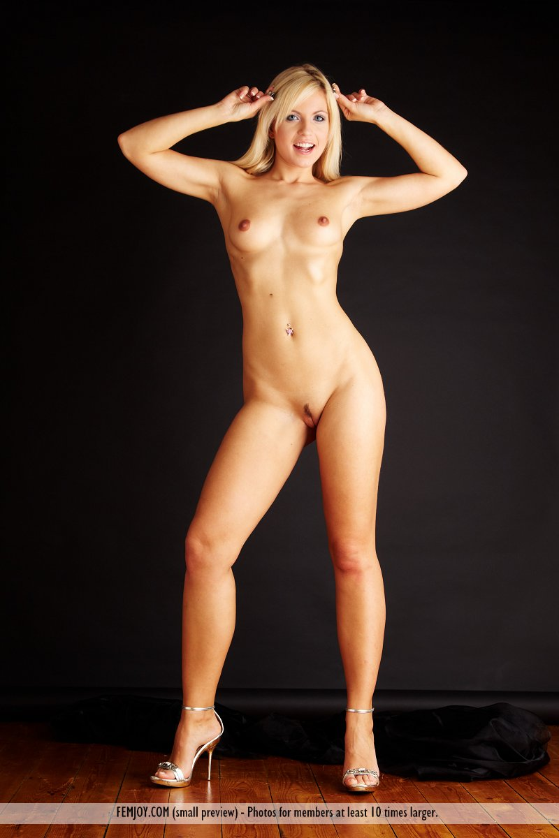 Naked women playing strap