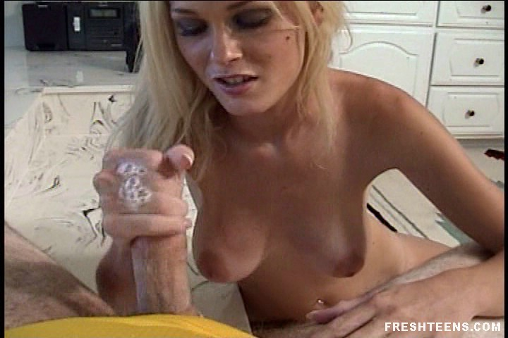 petite blonde missy mae loves taking a fat cock into her little