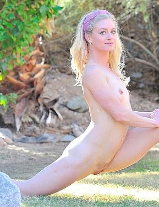 flexible girls in porn