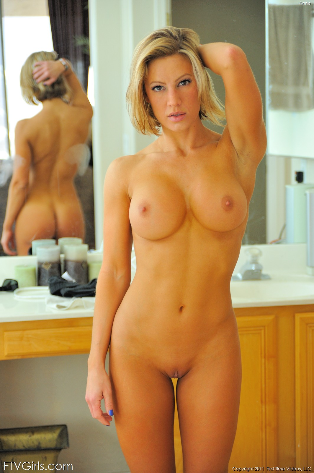 Nude Athletic Amateur