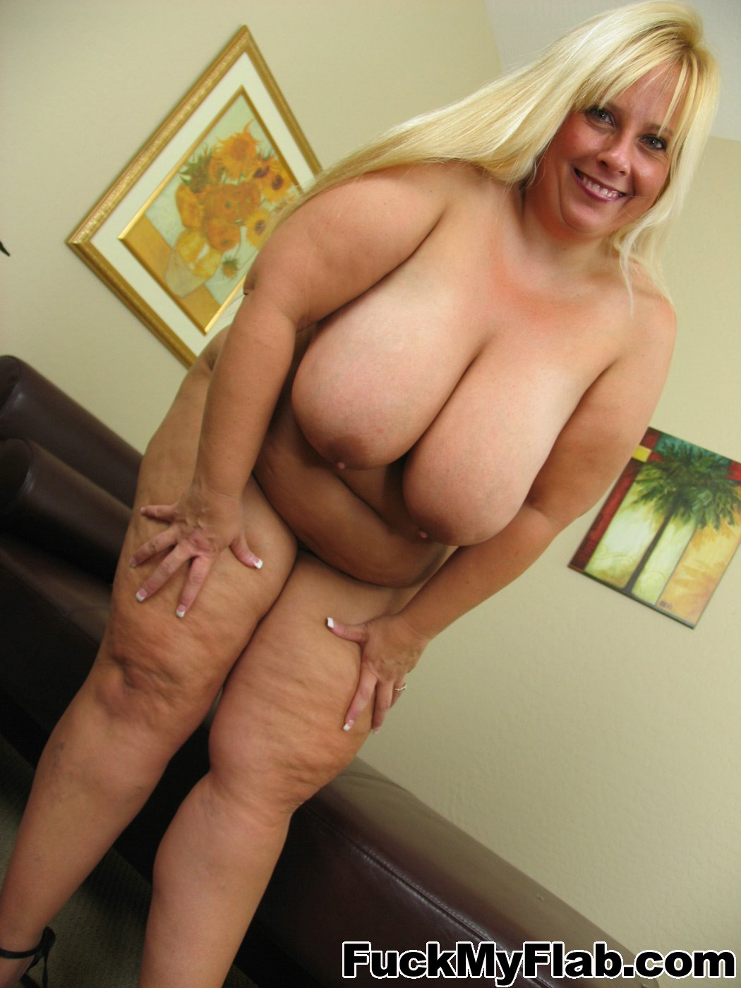 Fuck My Flab - Flabby blonde fucker at AmateurIndex.com