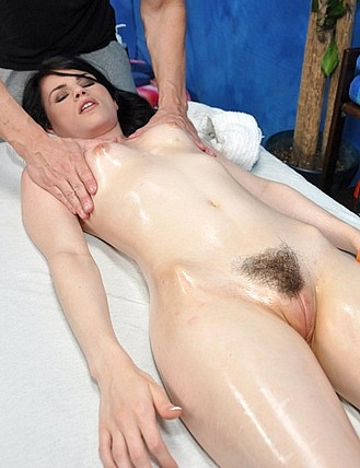 hairy pussy massage