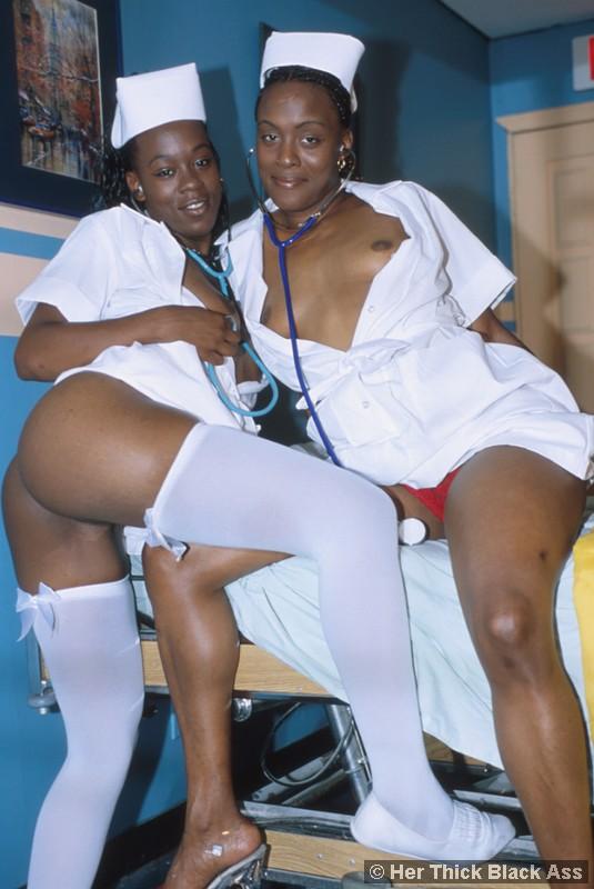 Brazzers hot ebony patient leilani leeane fucks her doctor 8