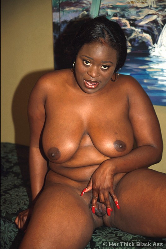 Her Thick Black Ass   Thick black babe at AmateurIndex com hotpicsex com   huge archive of hot pics     sexy big tits large ass