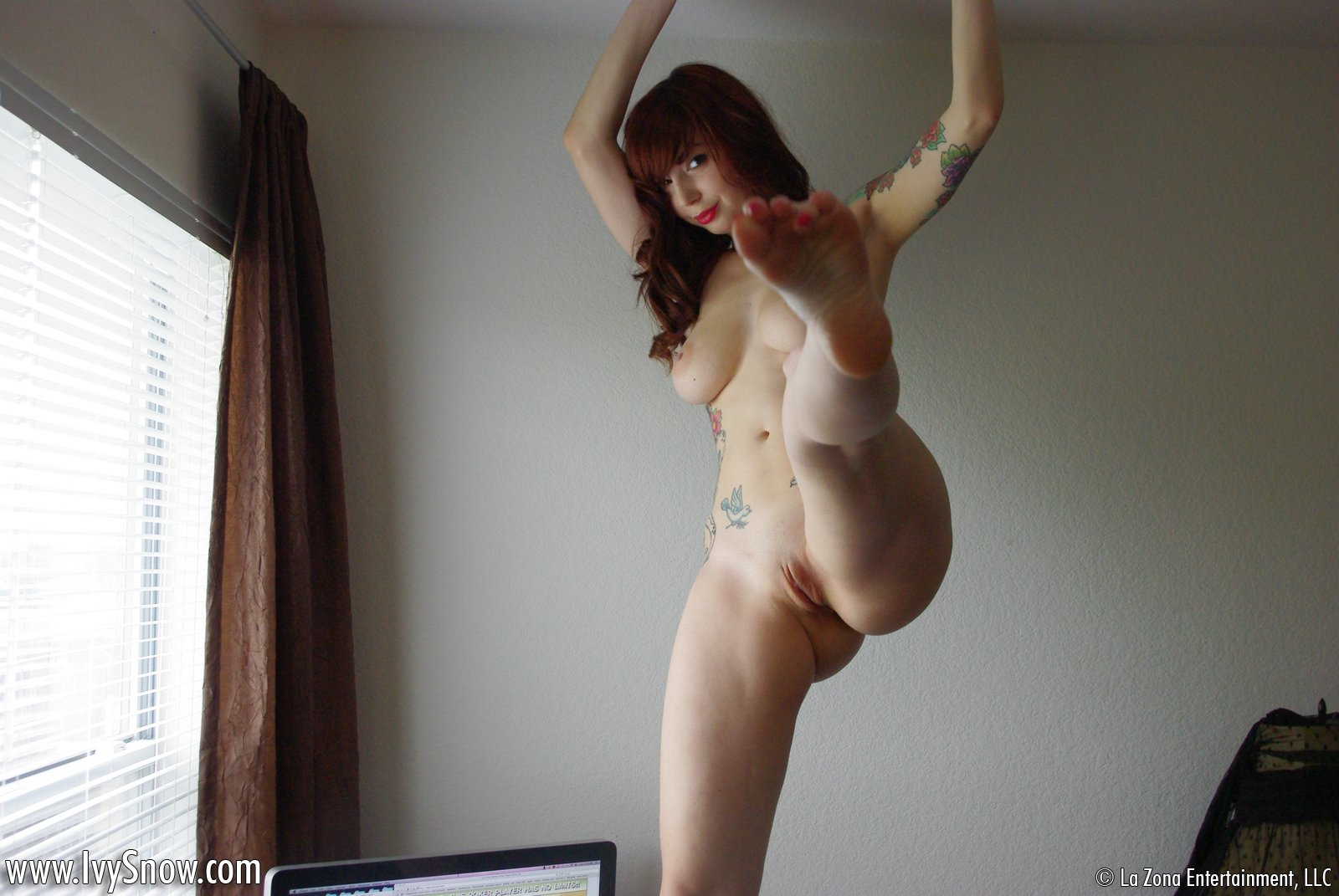 Redhead pleasure videos