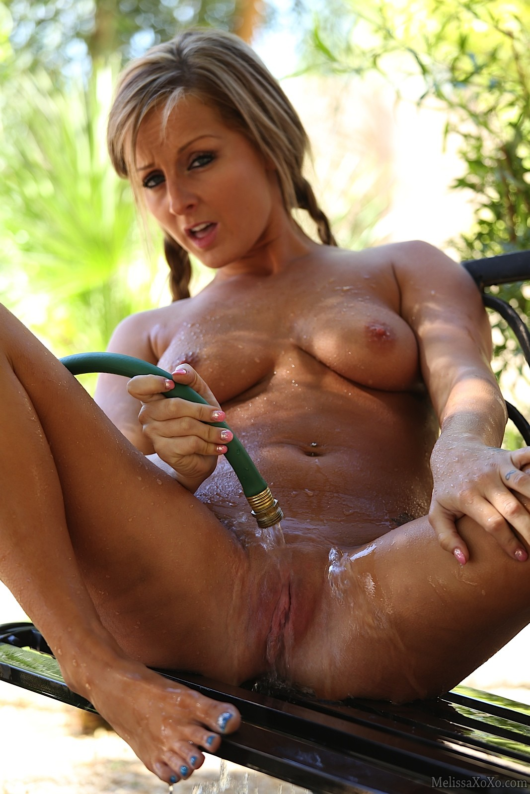 Naked country girl cunt attentively
