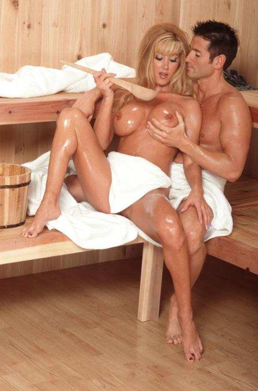sauna fucking