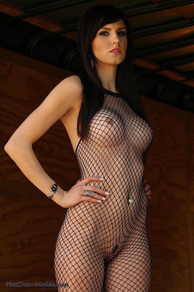 Nextdoor Models - Autumn Strips Nude at AmateurIndex.com