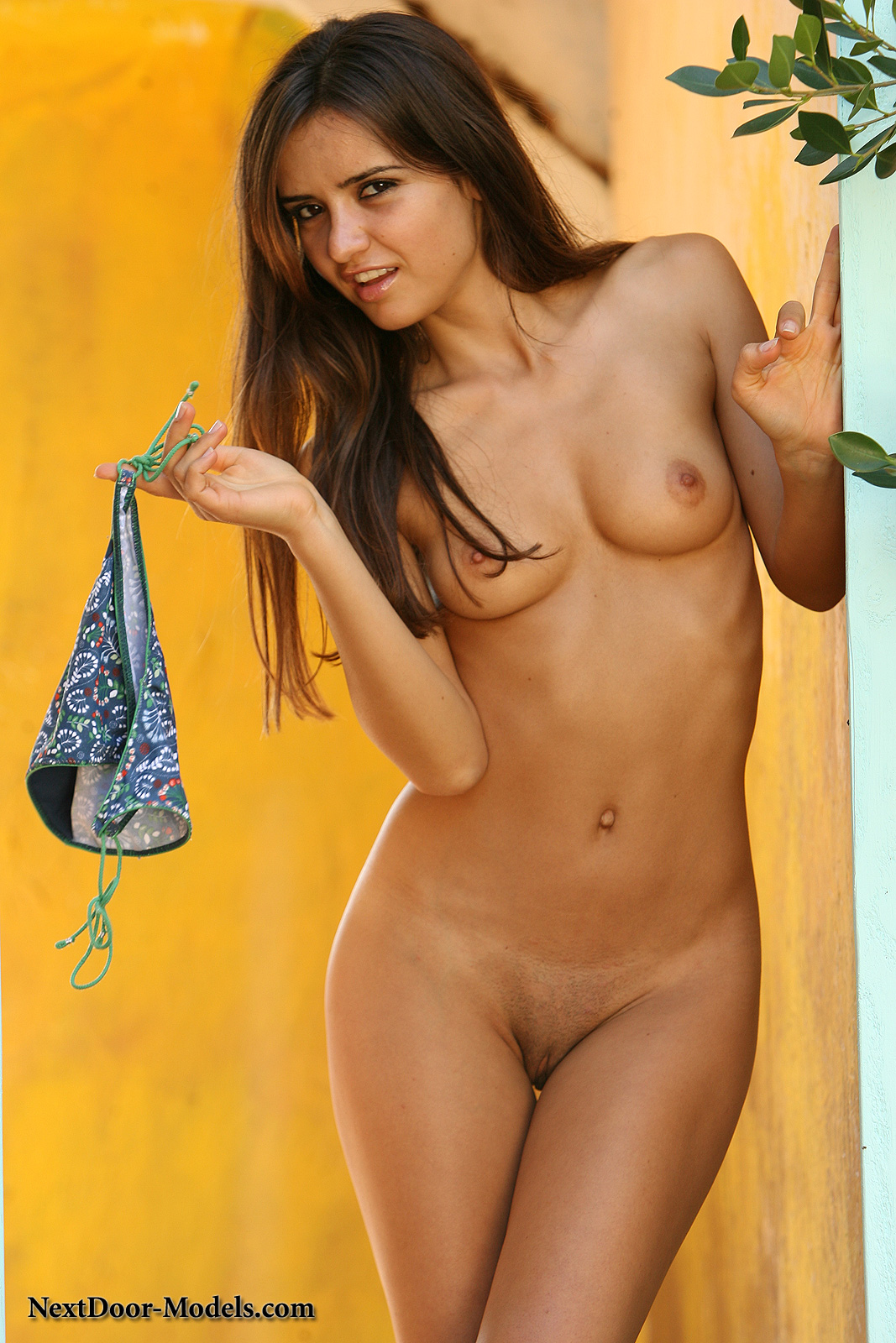 Much Girl next door nude ella consider, that