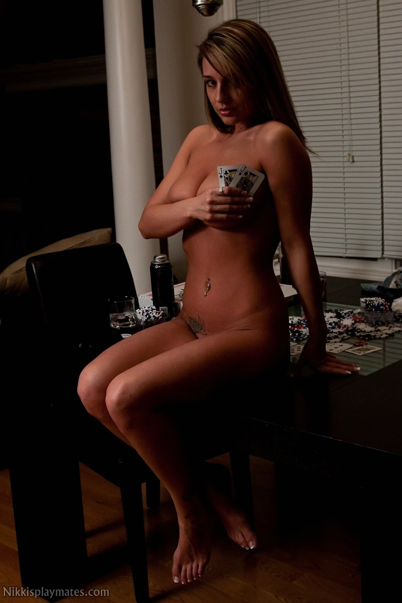 Nikki Sims Totally Naked