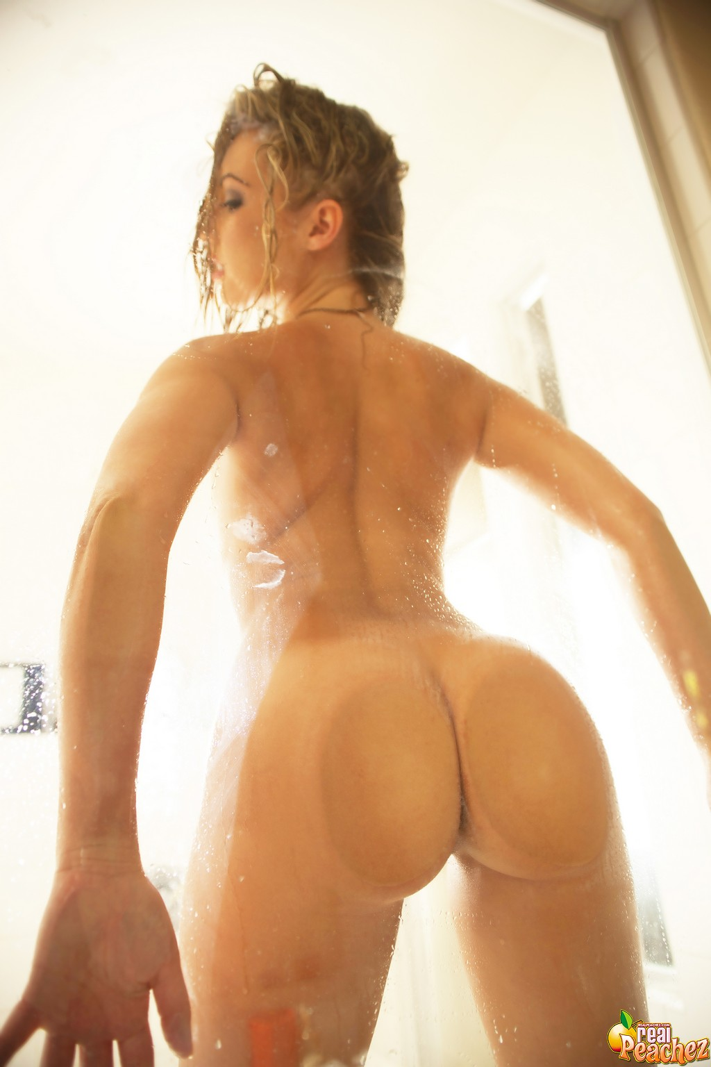 Ghana reality shower nude shower 3