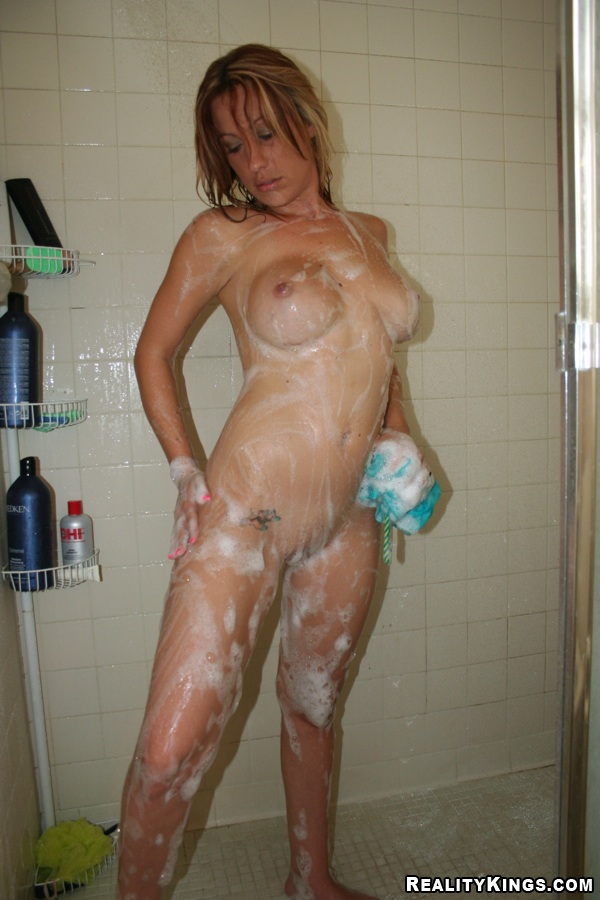 Step Sister Shower Amateur