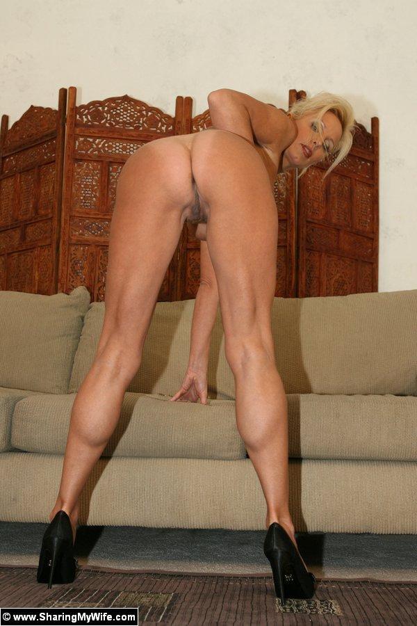 amateur mature flexible nude
