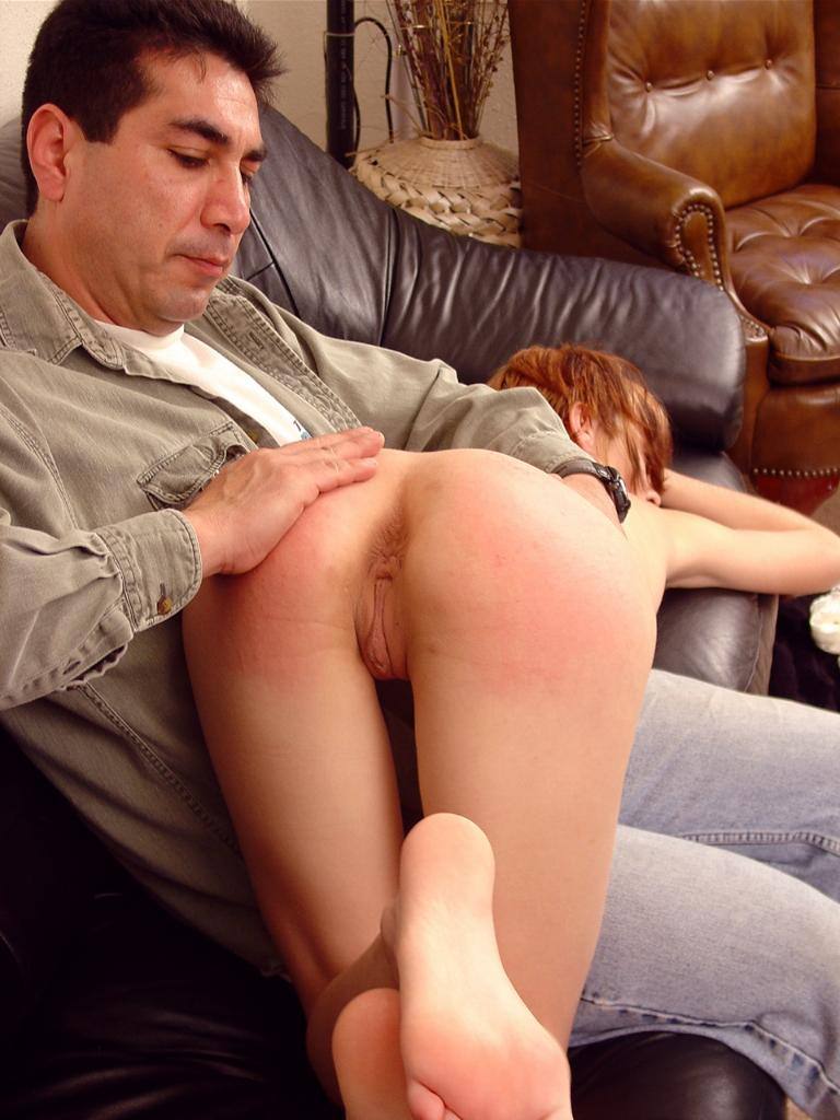Male domination spanking