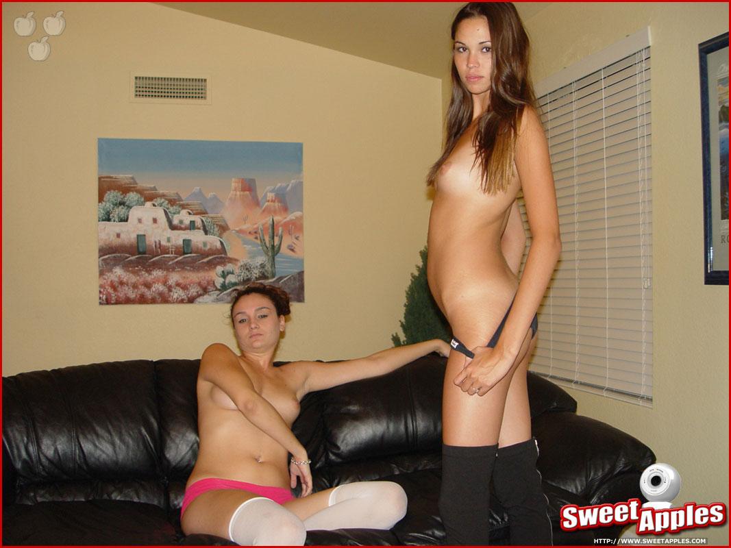 Nude orgy sweet apples girls