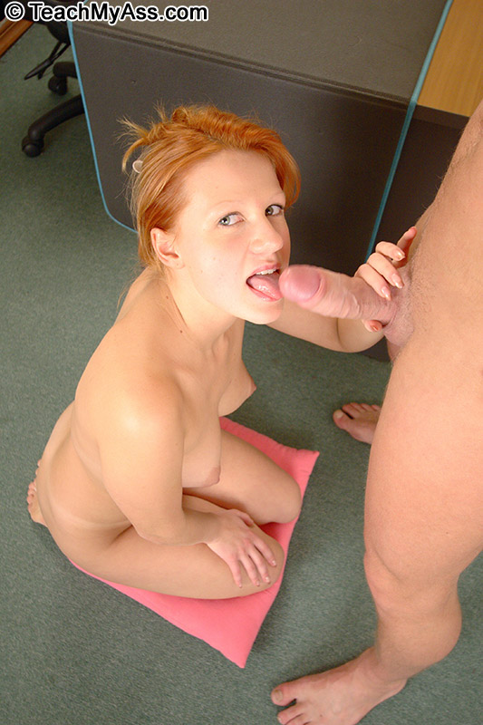 Ass redhead tgp